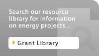 Search our resource library for information on energy projects